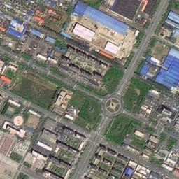 海城市卫星地图- 辽宁省鞍山市海...